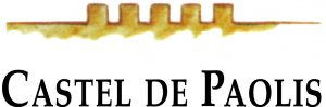 Logo Castel de Paolis alta definizione